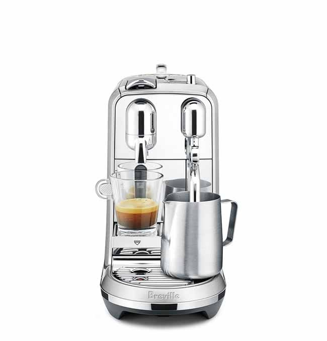 Breville Creatista Plus machine