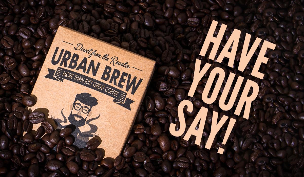 Urban Brew Coffee Beans
