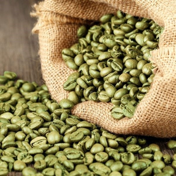 Decaf Coffee Green Beans