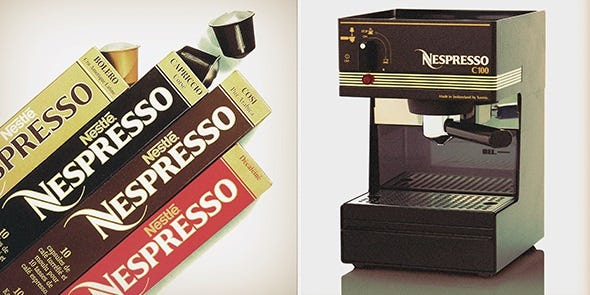 Retro Nespresso