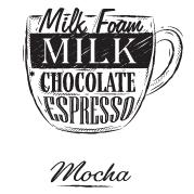 Milk Chocolate + Espresso